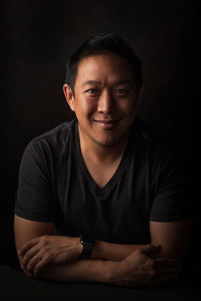 Chen Ming of AMC's Comic Book Men
