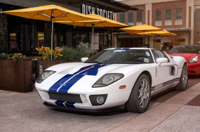 Ford GT located in Houston, Texas.
