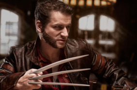 Wolverine Cosplay by Dark Matter Props