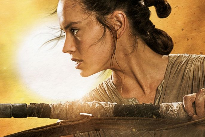 Rey's Origin, The Force Awakens Fan Theory by Brian Vogel